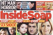 Inside Soap: circulation fell 1.8% to 154,657 in the first half of 2012