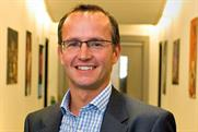 Jamie West, Five's new investment director