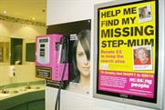 Admedia: partners with Missing People