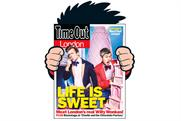 Time Out: teams up with The Beano and MasterCard