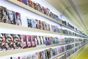 Condé Nast: titles to go on sale in the publisher's newsagent