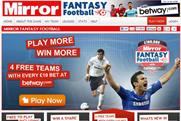 Trinity Mirror: partners with Betway for rebranded fantasy football competition