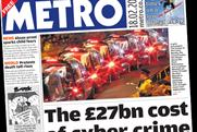 Metro: free paper revamps apps
