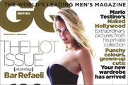 GQ: Condé Nast men's title reports rise in ad revenue