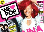 We Love Pop: first issue cover