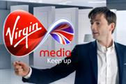 Virgin Media: reported pre-tax profits of £161.6m lin the quater to March 31