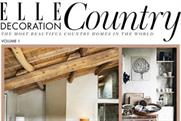 Elle Decoration Country: Hearst unveils bi-annual bookazine