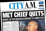 City AM: on course to post annual profit