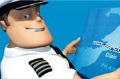 Norfolkline: brand mascot Captain Jesper