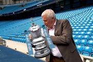 Manchester City: augmented reality phone app will enable fans to lift FA Cup