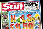 The Sun: to bring back TV Magazine