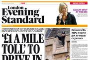 London Evening Standard: review