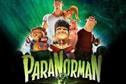 Paranorman: the latest 3D stop-motion film by animation studio Laika