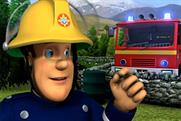 Fireman Sam: shown on Turner Broadcasting's Cartoonito channel