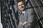 Jeremy Hunt: dismisses idea of forcing ITV, C4 and C5 to deliver local content