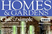 Homes & Gardens: launches natural cleaning range