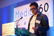 Jon Wilkins from Naked is this year's host at Media 360