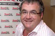 Jon Gaunt: SunTalk presenter