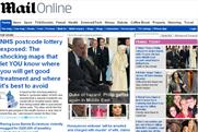 MailOnline: sets record with 50.1 monthly browsers in October