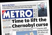 Metro: hires David Vokes to lead its London 2012 commercial operations