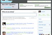 Twitter ads: online ad growth for internet