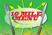 Ten Mile Menu: new series of ITV1 programme to be sponsored by Canderel