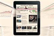 Financial Times iPad app brings in £1m