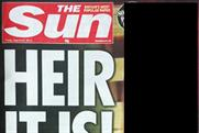 The Sun: published Prince Harry pics