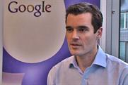 Dominic Allon: agency leader at Google UK