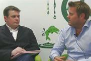 Adam 'Sven' Williams (right): Spotify UK sales director talks to Mark Banham
