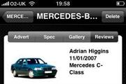 Auto Trader: relaunching car search iPhone app