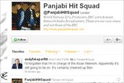 Panjabi Hit Squad: claims station is saved on Twitter