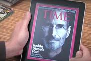Time Inc: iPad edition access free for print magazine subscribers