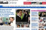 MailOnline: top national newspaper website prepares for major push in the US