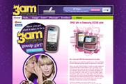 3am.co.uk: featuring Samsung handset promotion