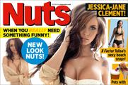 Nuts: £500,000 marketing campaign includes sponsorship deal with MTV
