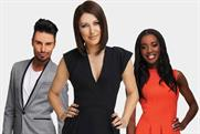 Celebrity Big Brother: hosts Rylan Clark, Emma Willis & AJ Odudu