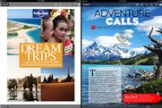 Lonely Planet: launches Dream Trips app