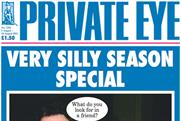 Private Eye still on top after 50 years