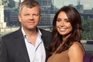 Daybreak: presenters Adrian Chiles and Christine Bleakley