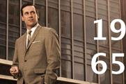 Newsweek: turns back the clock with a homage to Madmen