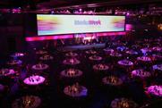 Media Week Awards: The Great Room, Grosvenor House