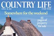 Country Life: to be edited by Prince Charles later this year