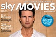 Sky Movies magazine, January 2010