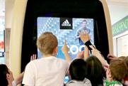 CBS Outdoor: adidas activity