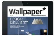 Wallpaper*: one of the IPC titles currently available on Apple's Newsstand