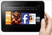 Kindle Fire: Amazon is expanding its mobile ad offering to app developers