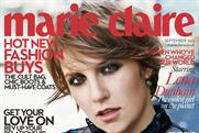 Marie Claire: celebrates its 25th anniversary with a 430-page issue