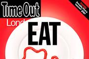Time Out: invites visitors to its four-day event in Covent Garden