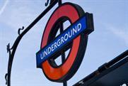 London Underground: ad impressions up 5%